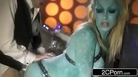 Doctor Who Parody Busty Babe Franceska Jaimes Fucks Hero