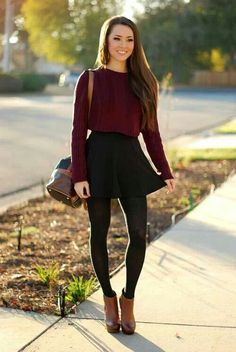 E A Ad Aeadf Black High Waisted Skirt Black Skater Skirts