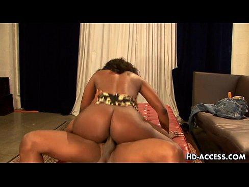 Ebony Kelly Starr Massive Facial