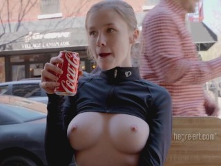 Emily Bloom Nude City Guide 4