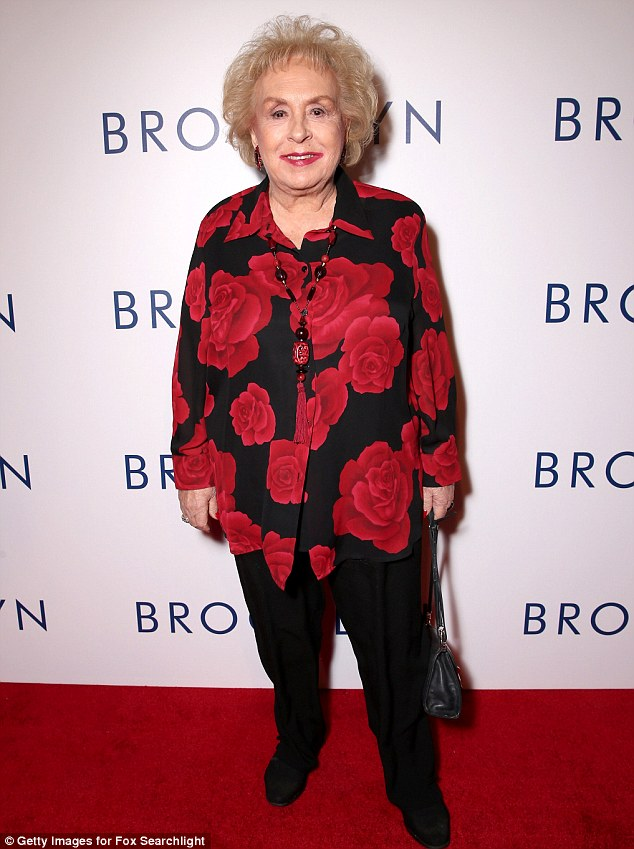 Emmy Winning Actress Doris Roberts Has Passed Away At The Age Of Pictured