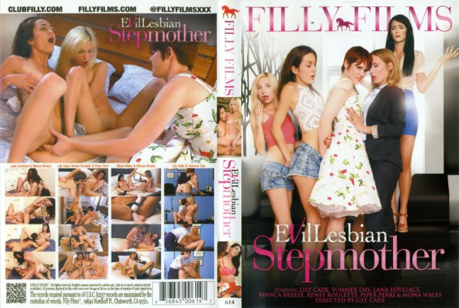 Evil Lesbian Stepmother Filly Films Lesbian Porn Dvd