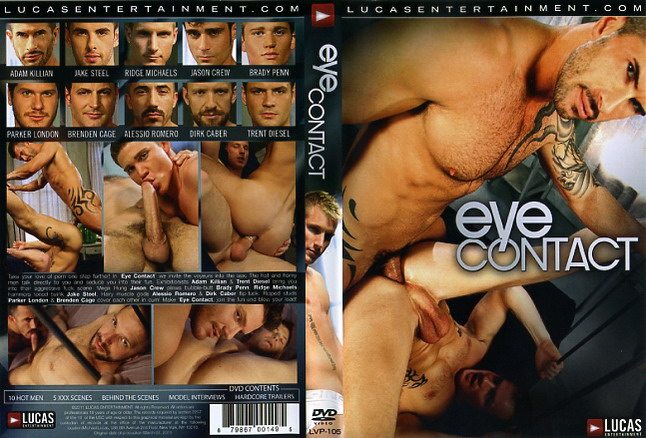 Eye Contact Lucas Entertainment Gay Porn Dvd