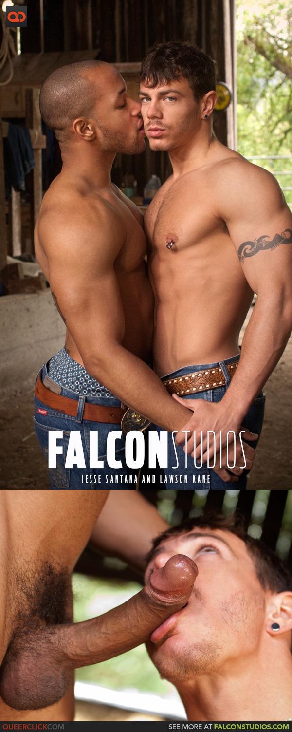 Falcon Studios Jesse Santana And Lawson Kane Queerclick