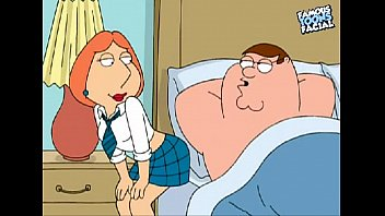 Family Guy Hentai Threesome With Lois 6