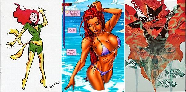 Female Super Hero Characters And Sex Creators Explain How Comics