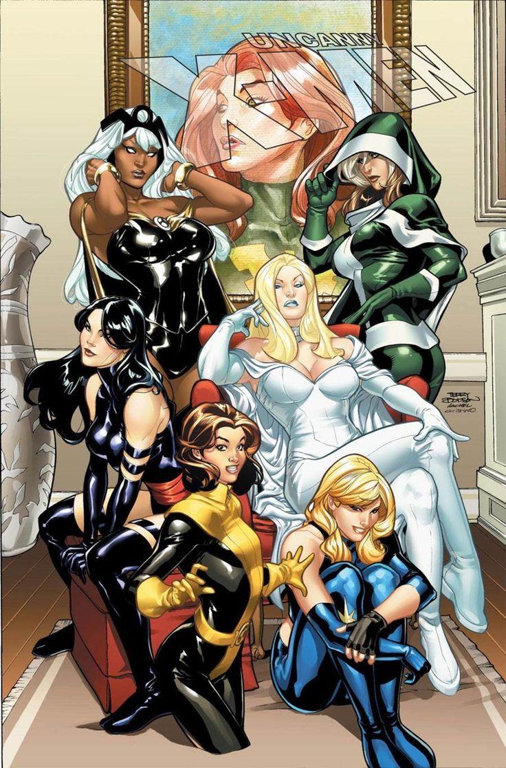 Female Superhero Porn Best Female Super Heroes Images On Pinterest Comics Comic