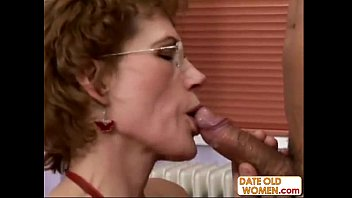 Fine Older Woman And Younger Student 1