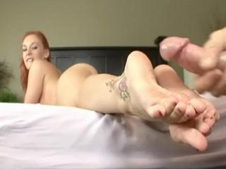 Footjobs Foot Fetish Compilation 12