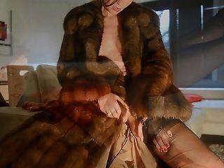 Fur Coat Free Tubes Look Excite And Delight Fur Coat Porn 1