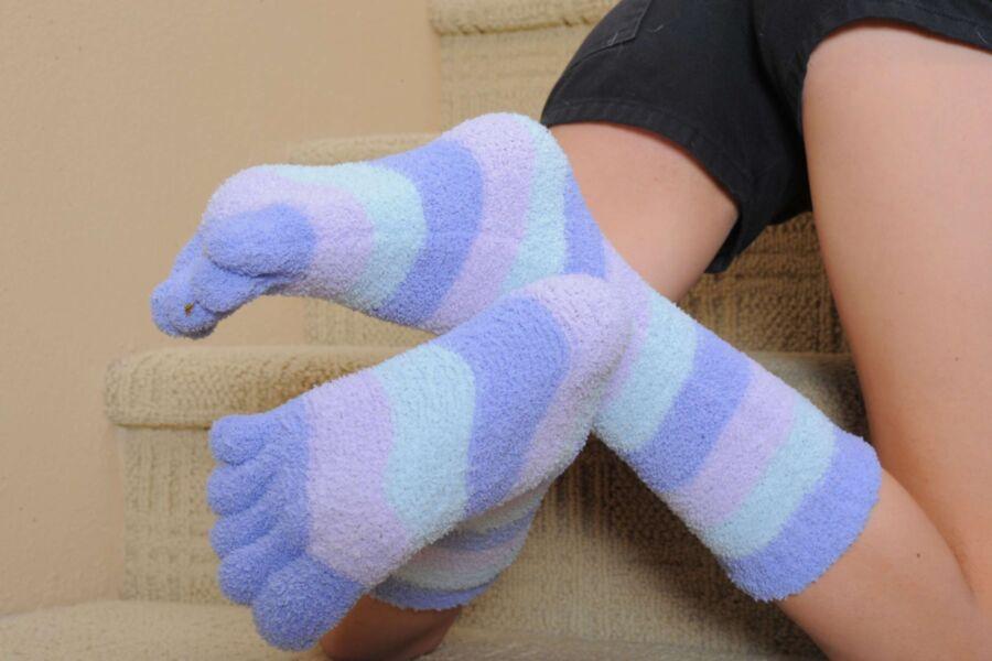 Fuzzy Socks Fuzzy Socks Fetish Teen Porn