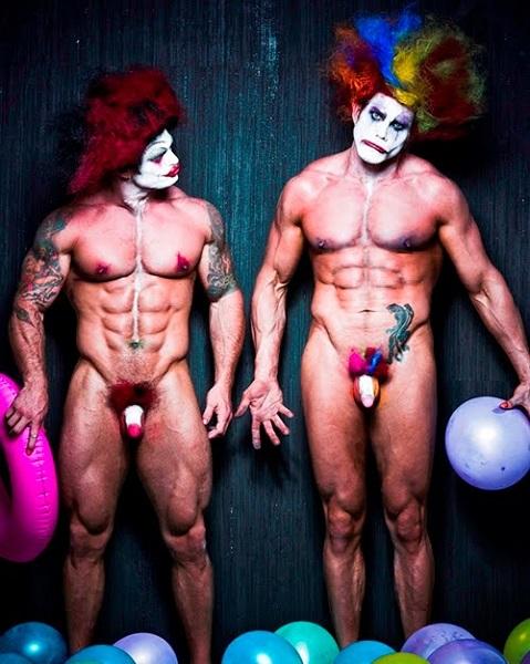 Gay Fetish Gay Midget Clown Porn