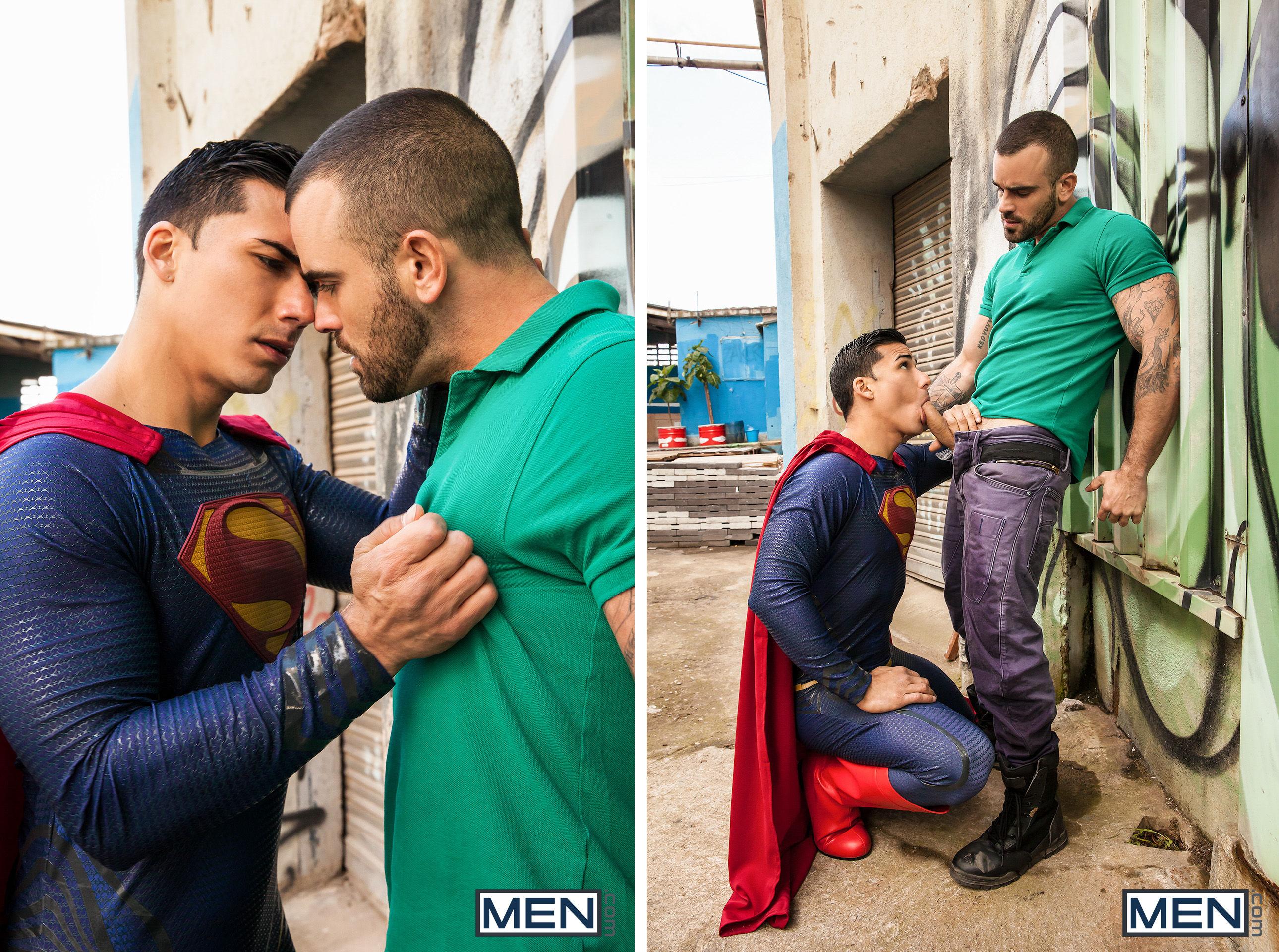 Gay Superman Parody Men Batman Superman A Gay Parody Part Highest