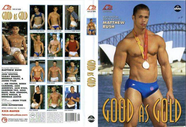 Good As Gold Falcon Studio Gay Porn Dvd