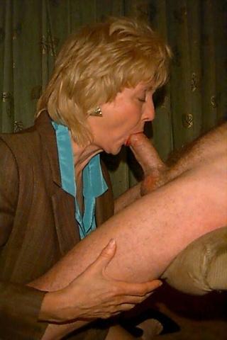 Granny Classy Carol