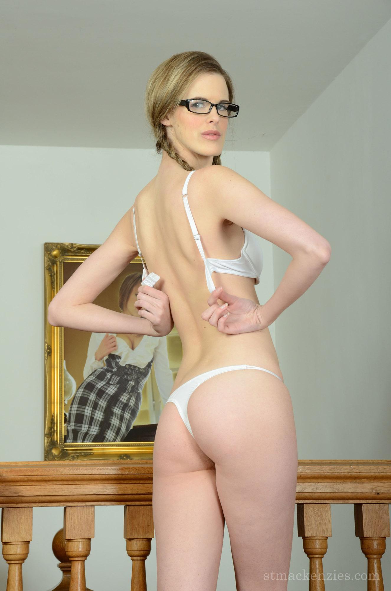 Blonde Russian Teen Big Tits