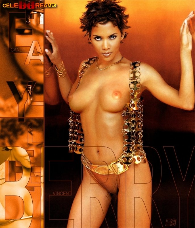 Halle Berry Fakes Halle Berry Porn Image