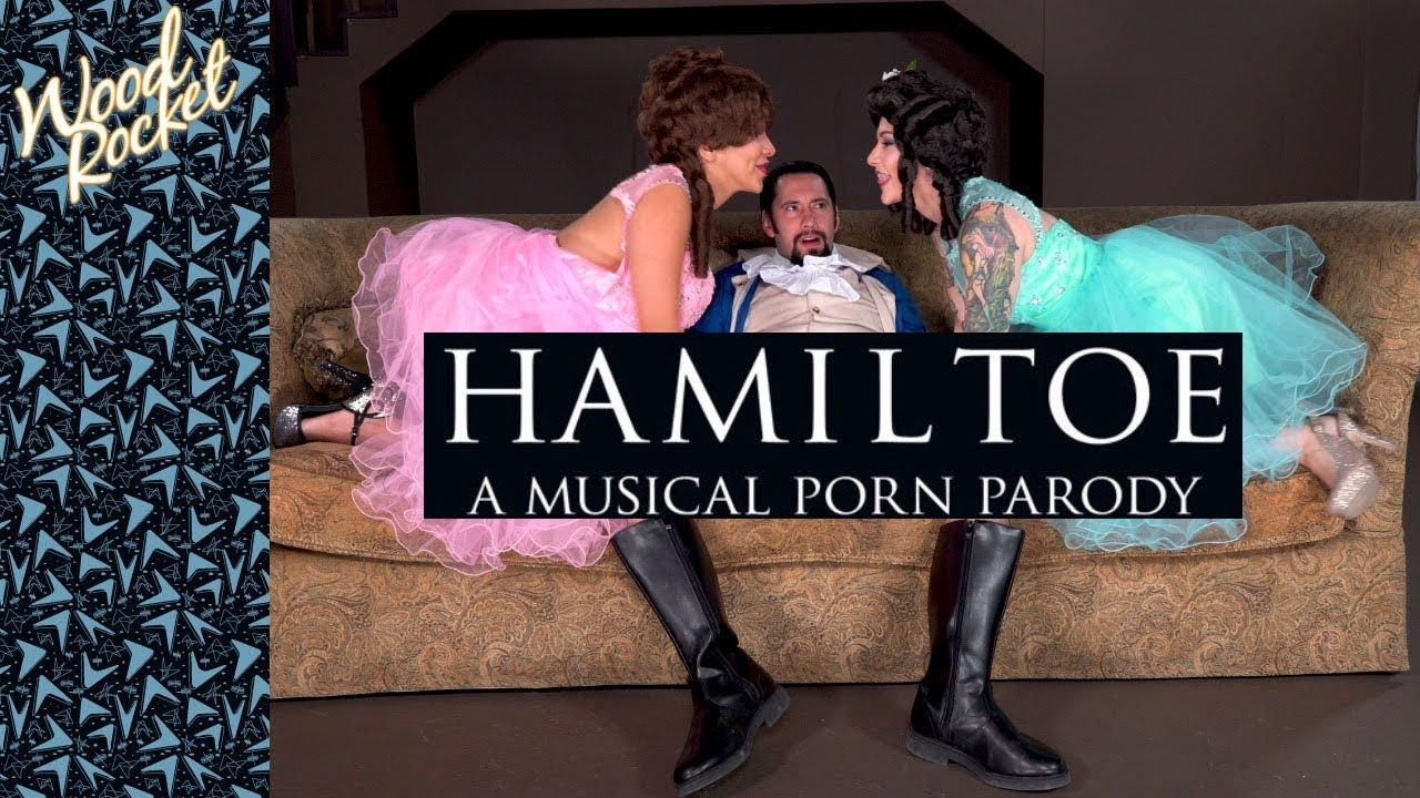 Hamilton Porn Parody 1