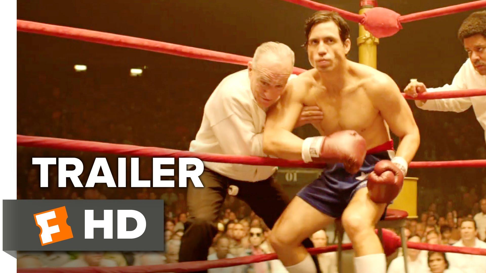 Hands Of Stone Official Trailer Robert De Niro Movie Youtube