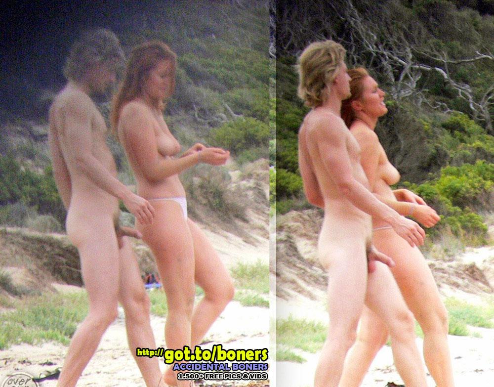 Hardon Nude Beach