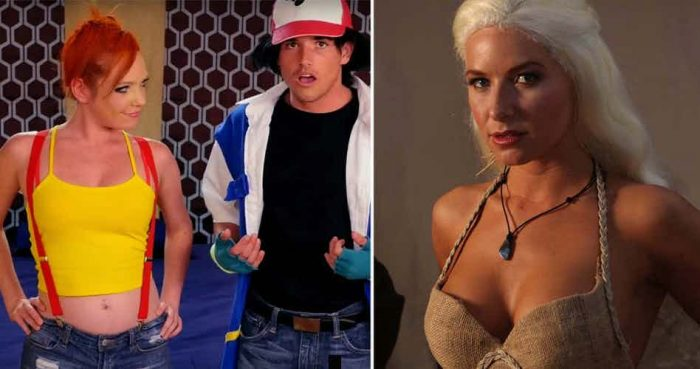 Here Are Adult Variations Porn Parodies Of Your Favorite Fictional Characters And Shows 1
