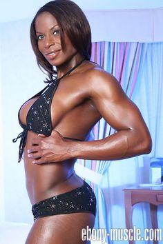 High Resolution Photos Of Over Black Female Bodybuilders