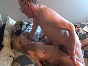 His Wife Man Old Fuck Old Fuck Young Old Man Young Old Wife Young