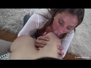 Hitomi Tanaka Nadine Jansen Boob Sucking Big Tits Lesbian Asian Nude