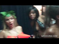 Hot Chicks Having Body Shots At College Party Min Free Porn 3