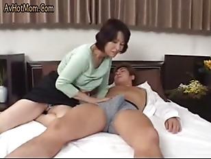 Hot Japanese Milf Fucks Hardcore Asian
