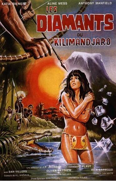 House Of Self Indulgence Diamonds Of Kilimanjaro Jess Franco
