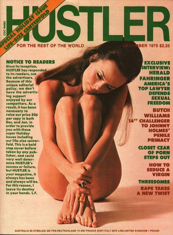 Hustler December Hustler Magazine Pinterest December