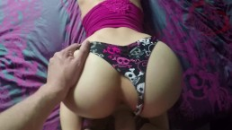 I Record This Horny Teen When I Fuck Her In Doggystyle 1