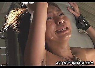 Japanese Bondage Fucking Machine 5