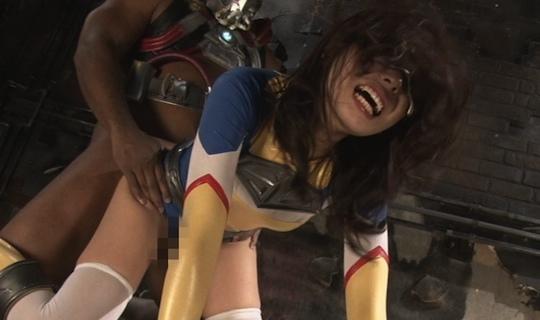 Japanese Cosplay Superheroines Heroine Tobatsu Chika Arimura Superhero Cosplay Jav