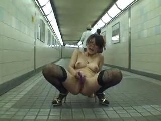 Japanese Public Nudity