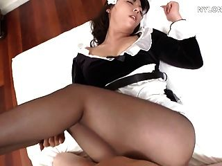 Japanese Six Pack Cheerleader Sweaty Fuck Porn
