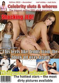 Jennifer Lopez Celebrity Porn Captions Fake Magazine Celebrity Whores