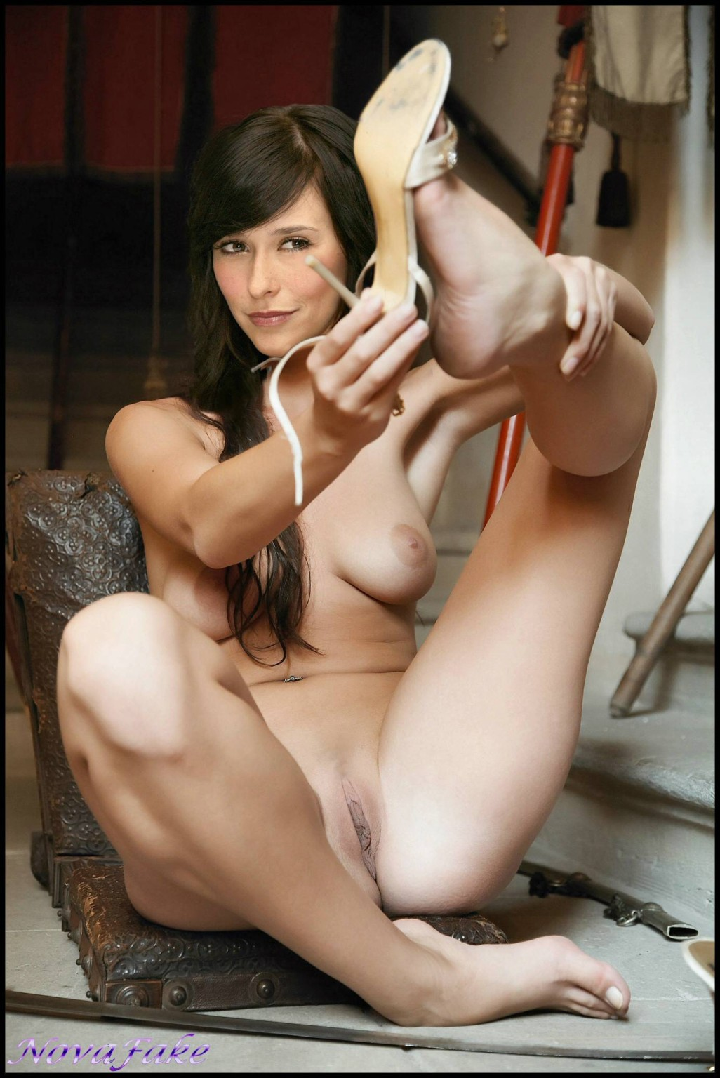 Jennifer Love Hewitt Naked Porn Jennifer Love Hewitt In Sexy Lingerie And Naked Pics