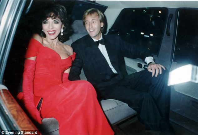 Joan Has Not Previously Said Much About Her Relationship With Robin Hurlstone But