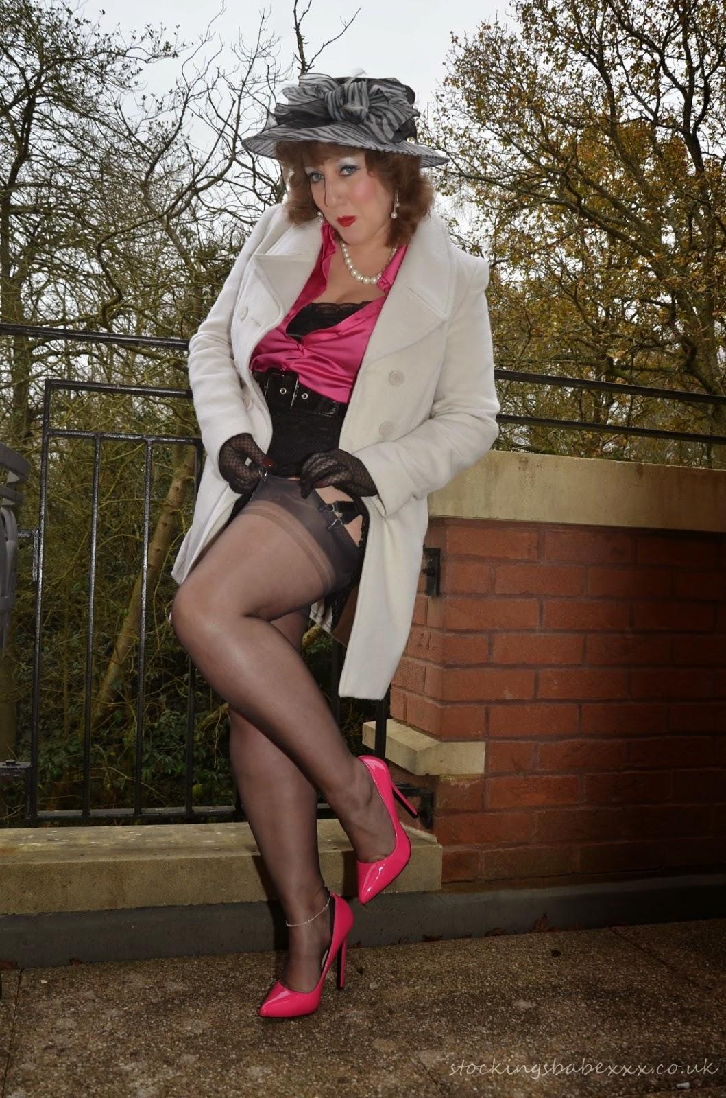 Julie Stockings Babe Julie Aka Stockings Babe Julie For Stockings Babe Gal Full