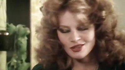 Juliet Anderson Lisa De Leeuw Little Oral Annie In Vintage Fuck Movie