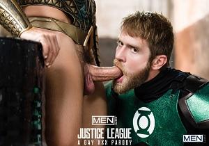 Justice League A Gay Parody Part Colby Keller Francois Sagat Hdgayporno