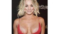 Kaley Cuoco Mostrando Las Tetas Foto Porno Descuidos Famosas Desnudas Fotos