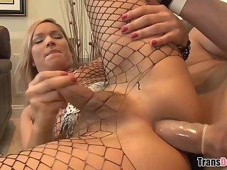 Khloe Hart Shemale Pornstar Model 2