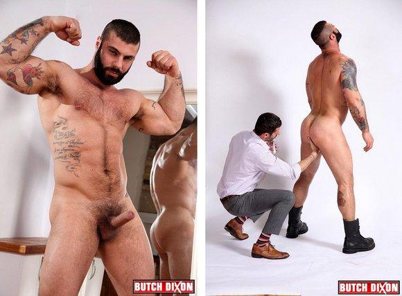 Kris Irons Gay Porn Sneak Peek Bronson Alex Marte Colby Keller
