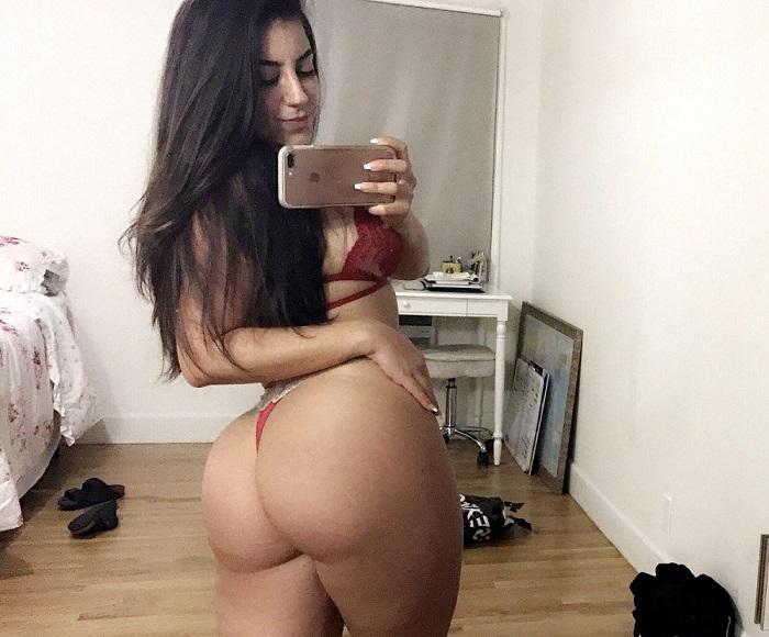 Las Fotos Porno De La Youtuber Lena The Plug Desnuda Fotos