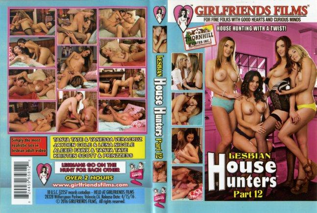 Lesbian House Hunters Girlfriends Films Lesbian Porn Dvd 2