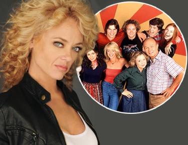 Lisa Robin Kelly Dead At Troubled That Show Star Suffers Cardiac Arrest Daily Mail Online