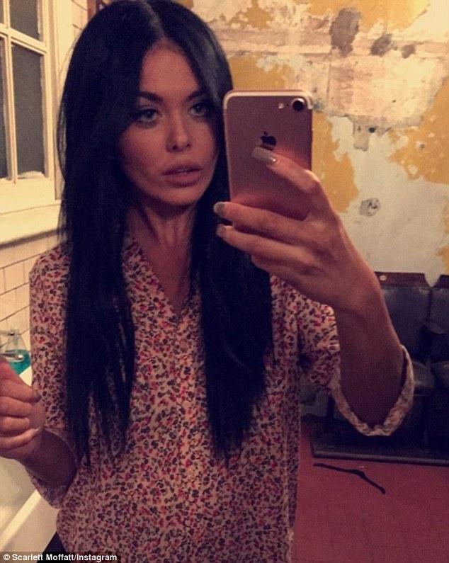 Looking Good Scarlett Moffatt Showcased Her Sensational New Look In Her Latest Weight Loss Selfie